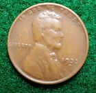 1933-D 1C BN Lincoln Cent