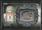 2013 Topps Star Wars Galactic Files 2 Medallion Cards Guide 34