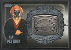 2013 Topps Star Wars Galactic Files 2 Medallion Cards Guide 49