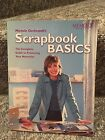 Scrapbook Basics by Michele Gerbrandt and Memory Makers Staff 2002 Paperback