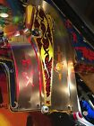NEW Custom Black Knight Pinball Illuminated MOD replacement ramps Williams