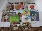 WEIGHT WATCHERS RECENT WEEKLYS POCKET POINT GUIDE MEAL PLANNING HEALTHY FOOD 4
