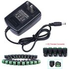 12v 2a Acdc Adapter Charger Power Supply For Cctv Dvr Camera Led Light Us Stock