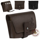 Leather Rifle Shell Holder Ammo Belt Pouch 7.62 cal For Hunting