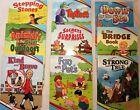 ABEKA 1st Grade Readers LOT of 9 books in great used condition 100+