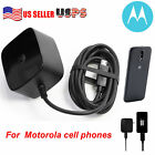 New TurboPower Home Wall Fast AC Charger+Cable for Motorola DROID TURBO2 MOTO X