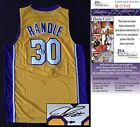 Los Angeles Lakers Julius Randle Signed Jersey JSA Authenticated