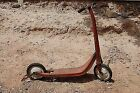 vintage radio flyer scooter