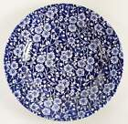 Queens CALICO BLUE (MALAYSIA) Salad Plate 11004294