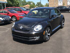 2012 Volkswagen Beetle New 20T Turbo 2012 Volkswagen Beetle 20T Turbo 29103 Miles BLACK Coupe 20L Turbocharged I4 E