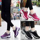 Womens Sports Running Shoes Casual Outdoor Shock ABSORBING Trainer Sneakers
