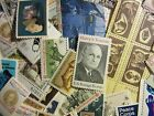 Vintage US Postage Stamp Lot Mint all different MNH 8 CENT COMMEMORATIVE UNUSED