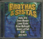 BROTHAS & SISTAS - BOYZ II MEN, QUEEN LATIFAH, RICK JAMES, VANESSA WILLIAMS, LIO