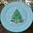 6 Corning Corelle Holiday Magic Christmas10 1/4