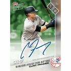 2017 Topps NOW Clint Frazier #313A Auto Autograph Strong MLB Debut Yankees 199