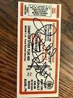 1979 Spark Plug 400 Michigan Ticket Stub signed autograph RICHARD PETTY victory
