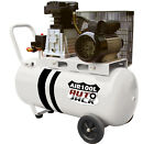 Autojack AIR100L Air Compressor 100 Litre 3Hp Twin Cylinder Belt Driven