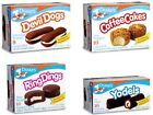 Mix and match FOUR boxes of Drake's cakes such as Devil Dogs, Yankee Doodles etc