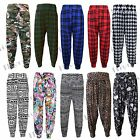 WOMENS Printed ALI BABA Harem Pants LADIES TROUSERS Plus Size lot Baggy Leggings