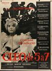 CLEO FROM 5 TO 7 CLEO DE 5 A 7 French Grande movie poster 47x63 AGNES VARDA