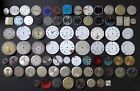 Lot of Vintage Swiss & Japanese DIALS for Handcraft Art. 78 Pieces
