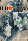 HIROSHIMA MON AMOUR German A1 movie poster ALAIN RESNAIS 1960 VERY RARE