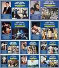 MOONRAKER JAMES BOND Italian fotobusta movie posters x10 ROGER MOORE 1979