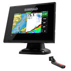 Simrad GO5 XSE Combo w TotalScan Transom Mount Transducer 000 12675 001