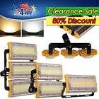 50W 100W 150W COB Chip LED Flood Light Outdoor Waterproof Lamp Smart IC AC110V