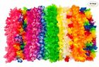 Bliss List 51 Counts Hawaiian Lei Hawaii Tropical Beach Party Decorations Pre