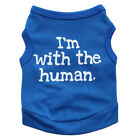 Chihuahua yorkie Boy Dog Clothes Shirt Male Cat Puppy Vest Small Medium Pets