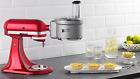 Kitchen Aid Food Processor Attachment Commercial Style Dicing Kit Slice Shred