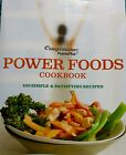 Weight Watchers Power Foods Cookbook BRAND NEW 200 Simple Recipes Ships Free
