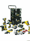 DEWALT DCK897P4 8 Piece 18v Cordless Kit (4 x 5.0Ah Batteries)