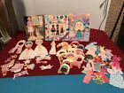 Paper Dolls Large Lot Includes Three Books Of Paper Dolls