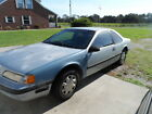 1989 Ford Thunderbird coupe 1989 for $900 dollars