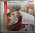 Janome SCROLL BORDER SELECTION CD FOR 10000,10001,11000 9500,9700 AND MORE