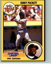 1991 Kenner Starting Lineup Kirby Puckett