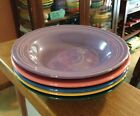 LILAC FIESTA RIM SOUP  BOWL FIRST QUALITY....NEW!!