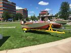 1956 Swift 15ft wood classic runabout mercury outboard Tee Nee trailer restored