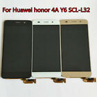 New Touch Screen LCD Digitizer For Huawei Honor 4A Y6 SCL-L01 SCL-L21 SCL-L04