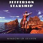 Windows of Heaven by Jefferson Starship (CD, 1999, CMC International) [PROMO]