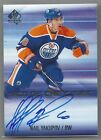 2015-16 Nail Yakupov UD SP Authentic SIGN OF THE TIMES AUTO Autograph EDM Oilers