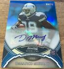 2011 Bowman Sterling Demarco Murray Rookie RC Auto Blue Refractor 99 Cowboys