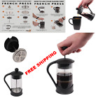 Clever Chef French Press Single Serving Coffee Maker Small Presses ORIGINAL NEW