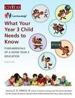 NEW What Your Year 3 Child Needs To Know Fundamentals Of A BOOK Paperback