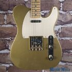 New Fender Custom Shop Limited Edition Closet Classic Telecaster HLE Gold