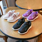 New Kids Boy Girl Sports Shoes Fashion Trainer Sneakers Children Running Shoes