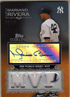 2009 Topps Sterling Career Chronicles Relic Triple Autograph Mariano Rivera 3 10