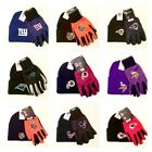 Officially Licensed Cuffed Knit Hat Beanie and Sport Utility Gloves Set